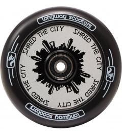 Koło Longway Monochrome City 110mm białe
