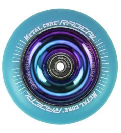 Metalowy rdzeń radialny Rainbow 110 mm niebieskie koło