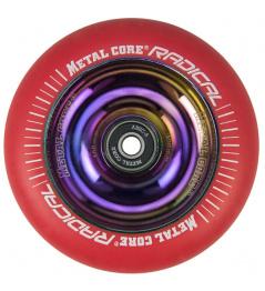 Metal Core Radical Rainbow 110 mm rycynowy czerwony