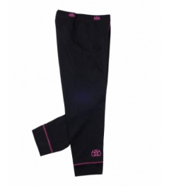 Spodnie termiczne 686 Therma czarne 2012/2013 damskie vell.M