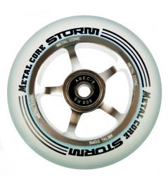 Metal Core Storm 100 mm kółka przezroczyste