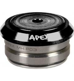 Zestaw słuchawkowy Apex Integrated czarny