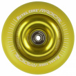 Metalowy rdzeń Radical Fluorescencyjne żółte koło o średnicy 110 mm