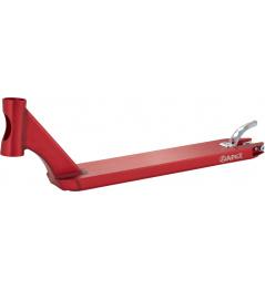 Apex Pro Scooter Deck (49 cm | Czerwony)