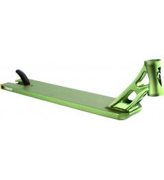 Deska pro freestyle koloběžky North Transit zelená 572mm