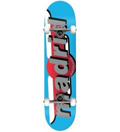 "Madrid Complete Skateboard (7.75"" | Modrá)"