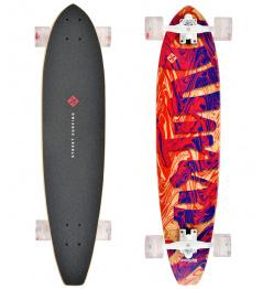 Street Surfing Streaming longboard