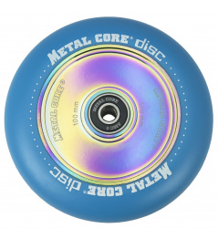Metal Core Disc 100 mm niebieskie koło