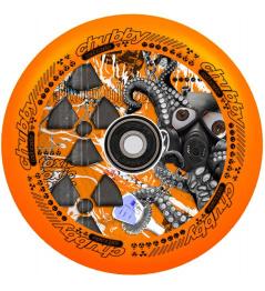 Kółko do hulajnogi Chubby Lab (110mm | Radioactive Orange)