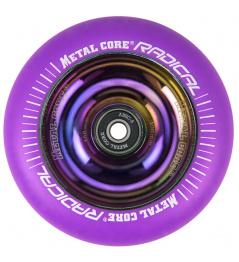 Metalowy rdzeń Radykalny Rainbow 110 mm okrąg fioletowy