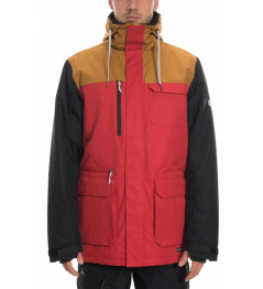 Kurtka 686 Sixer Insulated red clrblk 2019/20 vell.L