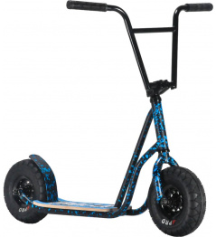 Rocker Rolla Big Wheel Blue Splatter