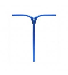 Kierownica Ethic Dryade 670mm niebieska + adapter na kierownicę