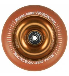 Metalowy rdzeń Radical Fluorescent Pomarańczowe koło 110 mm