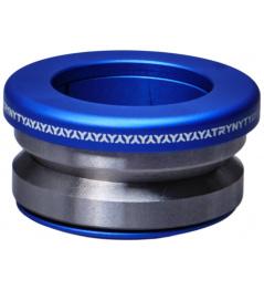 Zestaw słuchawkowy Trynyty Zintegrowany niebieski