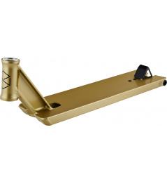 Deska Native Advent V2 5.5 Saundezy 533mm złota + griptape free