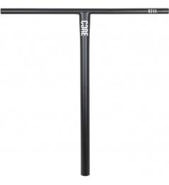 Kierownica CORE Nova Titanium 680mm czarna