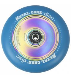 Metal Core Disc 110 mm niebieskie koło