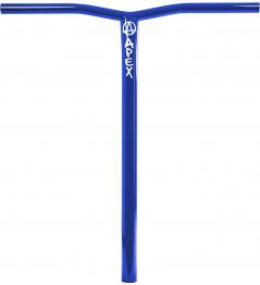 Kierownica Apex Bol HIC 580mm niebieska