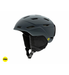 Kask SMITH Mission matte charcoal 2018/19 vell.L / 59-63cm