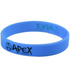 Bransoletka Apex jasnoniebieska