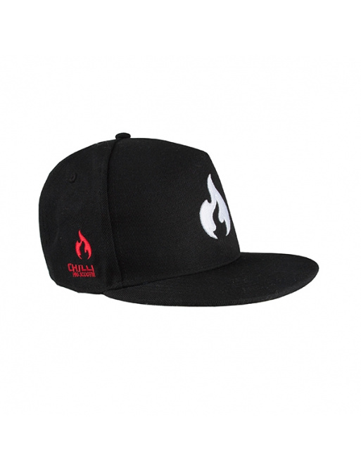 Chilli Global Snapback czarny