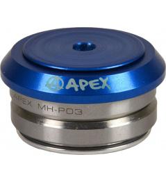 Zestaw słuchawkowy Apex Integrated niebieski