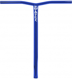 Kierownica Apex Bol HIC 580mm niebieski
