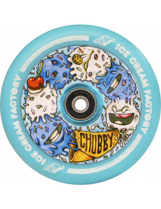 Wheel Chubby Ice Cream Factory 110mm