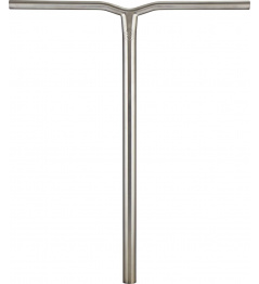 Kierownica Striker Titanium Bend HIC 710mm w kolorze srebrnym