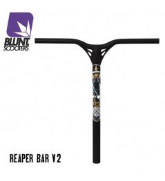 Kierownica Blunt Reaper V2 czarna 650 mm
