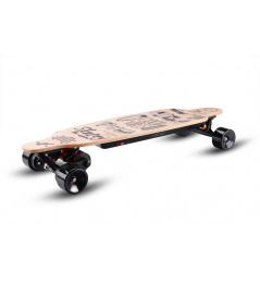 Longboard elektryczny Skatey 3200L drewno art