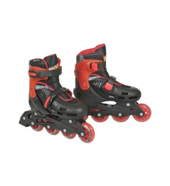 Hot Wheels Big Logo Roller Skates