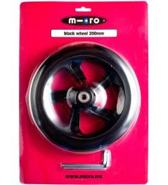 Koło Micro Black 200 mm