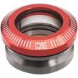 Zestaw słuchawkowy Core Dash Integrated czerwony