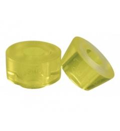 Poduszki Jelly Derby Chaya Yellow 12x12mm (4szt)