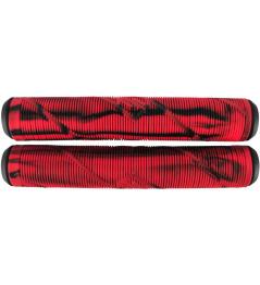 Chwyty Striker Thick Logo Black / Red