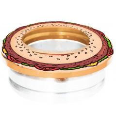 Zestaw słuchawkowy Chubby Donut brązowy