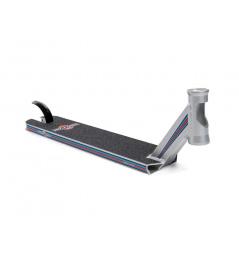 Deska Lucky Cody Flom V3 520mm srebrna + griptape gratis