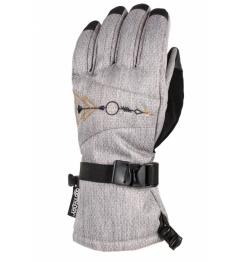Rękawiczki 686 Paige grey diamond txtr 2019/20 damskie vell.S