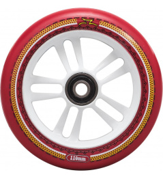 Kółko AO Mandala 110mm czerwone