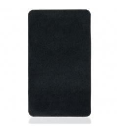 Mata do deski trykotowej 110 x 200 cm, czarna
