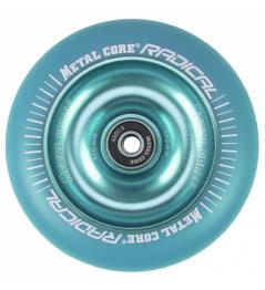 Rdzeń metalowy Radical Fluorescent 110 mm niebieskie koło