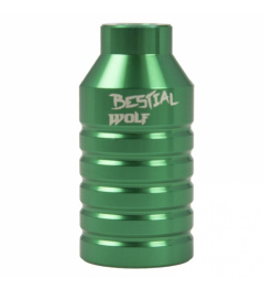 Bestial Wolf Slider green peg