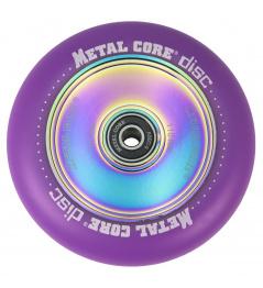 Metal Core Disc 110 mm okrąg fioletowy
