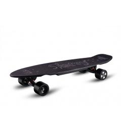 Longboard elektryczny Skatey 350L czarny