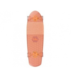 Longboard Volten Cruiser Neon Orange