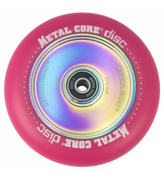 Metal Core Disc 110 mm okrąg różowy