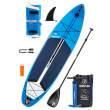 Paddleboard Supflex CROSSOVER blue 10,2 2020