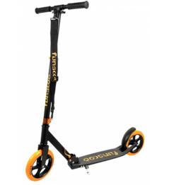 Funscoo 200 mm składany skuter pomarańczowy